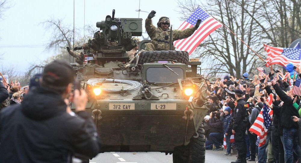 Des soldats US en République tchèque (Image d'illustratration)