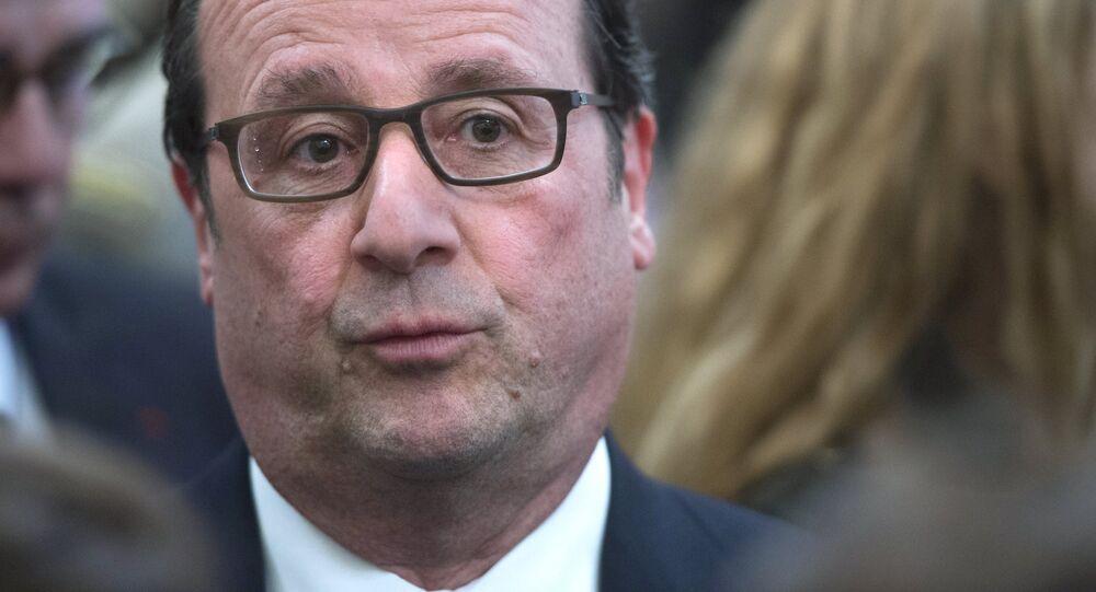 Les éternels regrets de Hollande, ou la grande partie de yoyo...