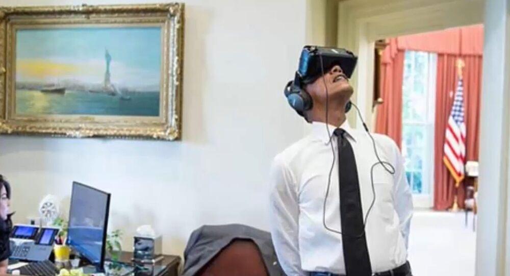 Obama: les USA foncent vers Mars