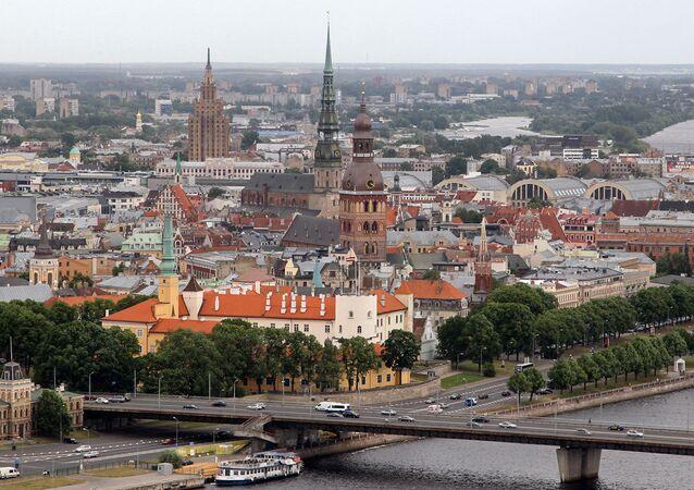 Riga, la vieille ville