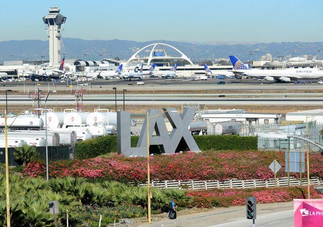 L'aéroport de Los Angeles