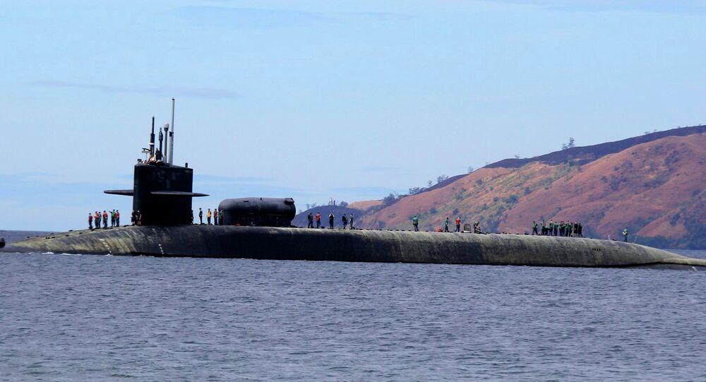 Un sous-marin
