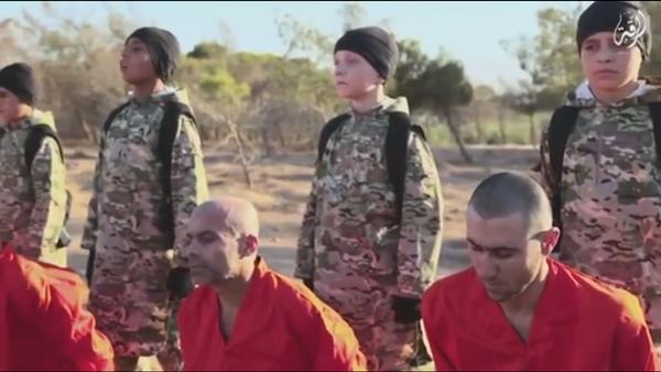 Un jeune britannique exécutant un homme sur une vidéo de l'EI identifié - Sputnik France