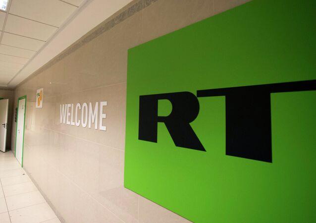 La chaîne de télévision RT