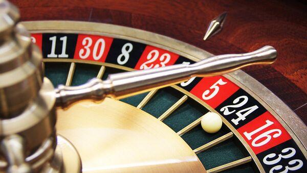 Casino roulette - Sputnik France