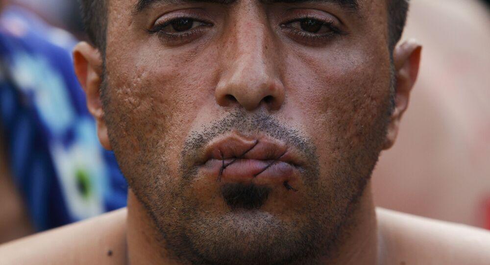 Mossoul: les djihadistes cousent la bouche de quatre habitants