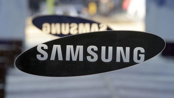 Un solo de Samsung - Sputnik France