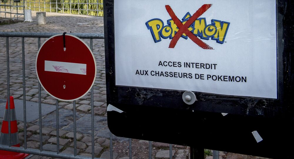 Les Pokémons bannis des aéroports belges