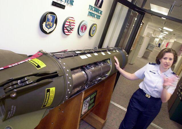 Aux USA, la dernière usine de bombes à sous-munitions cesse la production
