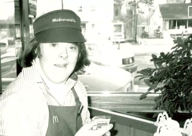 Woman with Down Syndrome Retires From McDonald's After 32 Years