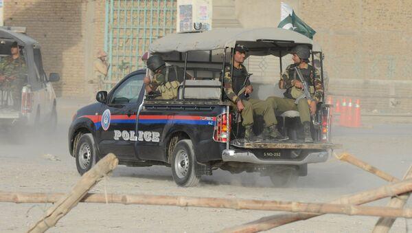 La police pakistanaise - Sputnik France