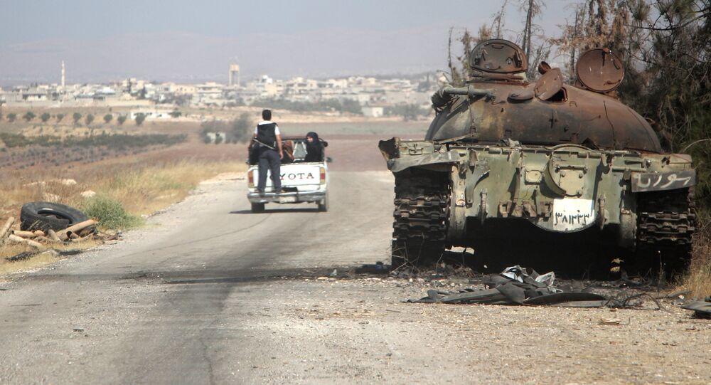 L'opposition «modérée» perd un membre! Les USA classent Jund al-Aqsa terroristes
