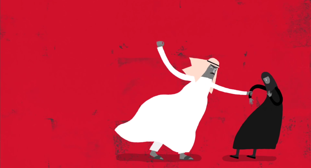 Trapped with Abuse - End Male Guardianship in Saudi Arabia