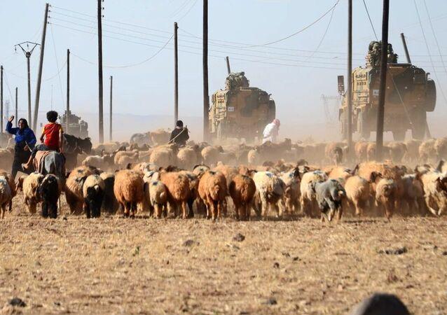 L'armée turque en Syrie, Sept. 4, 2016