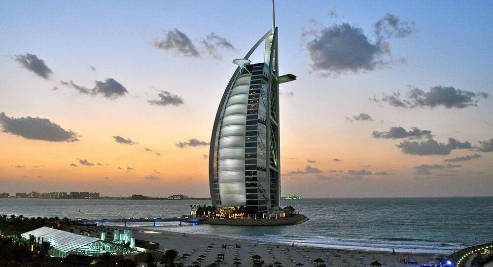 Les plages de Dubaï