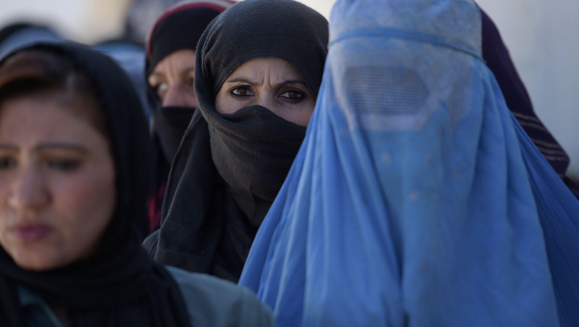 Femmes afghanes à Kaboul, 2016 - Sputnik France, 1920, 16.08.2021