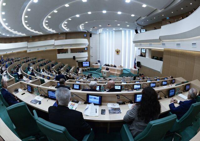 Le Conseil de la Fédération