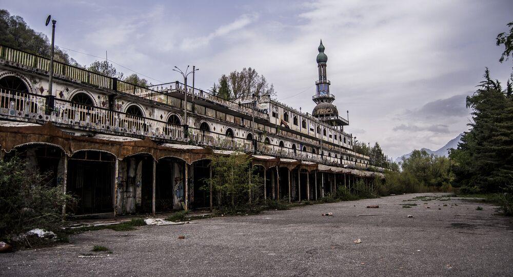 La ville fantôme de Consonno