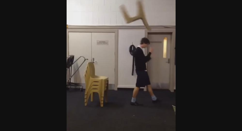 Le Chair flipping envahit la Toile