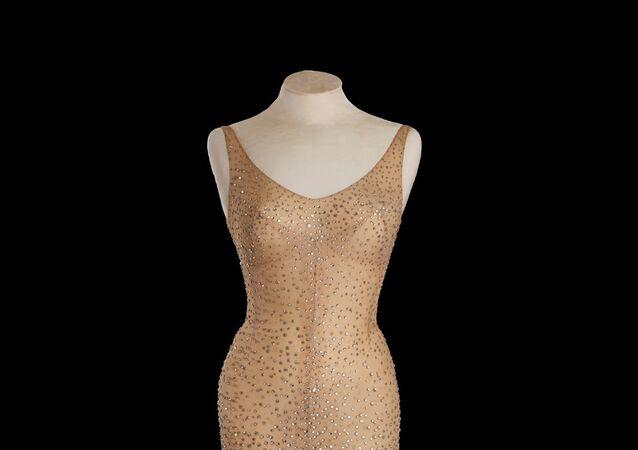 Une robe de Marilyn Monroe