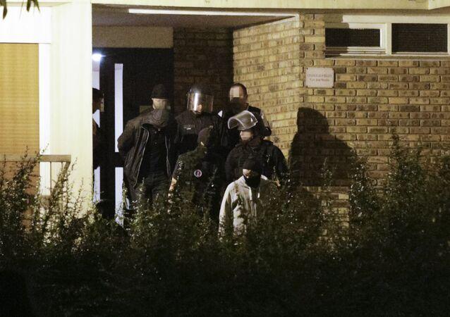 Les trois femmes arrêtées à Boussy-Saint-Antoine (Essonne)