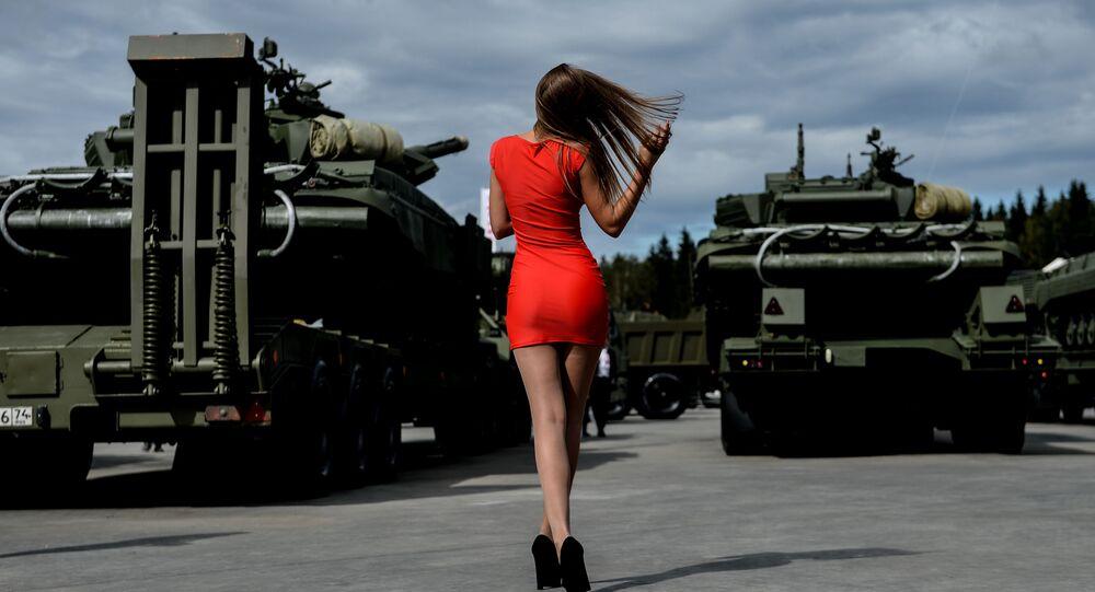 La Défense russe veut donner plus de place aux femmes dans l'armée (image d'illustration)