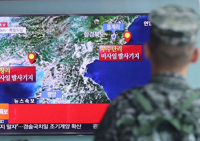 Nucléaire coréen