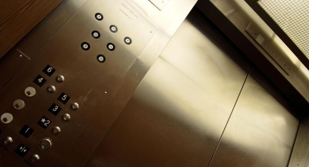 Ascenseur, image d'illustration