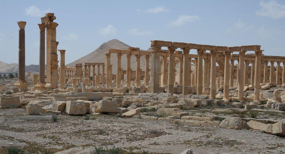 Un site historique détruit pendant des opérations militaires