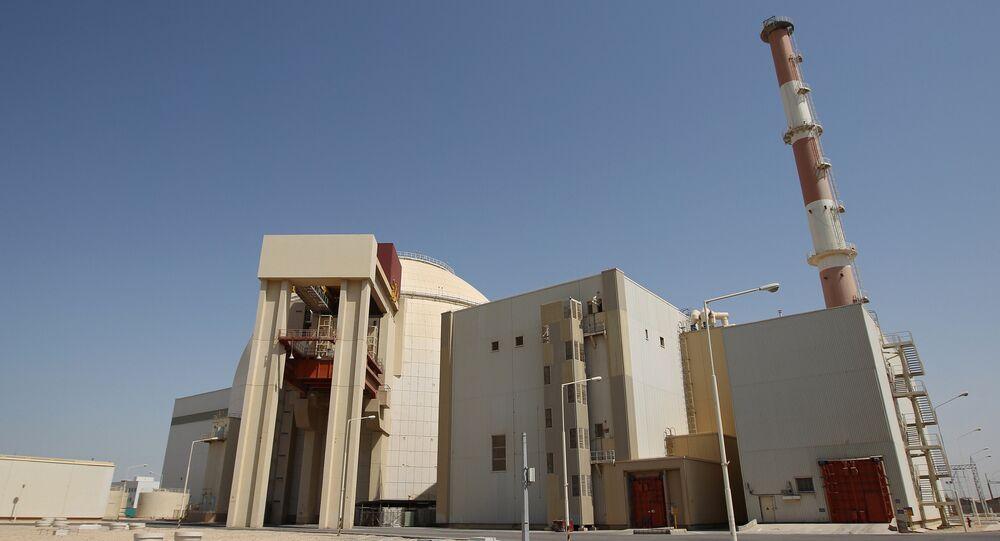 La centrale nucléaire iranienne de Bushehr