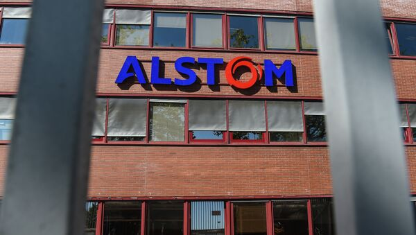 Alstom - Sputnik France