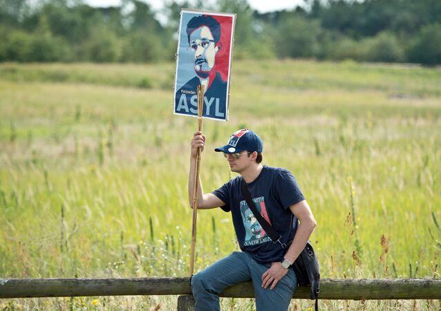 partisan de Snowden