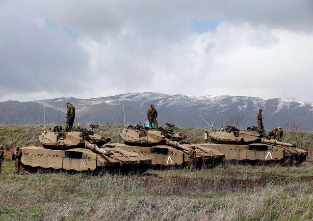 A quoi joue Israël en Syrie ?