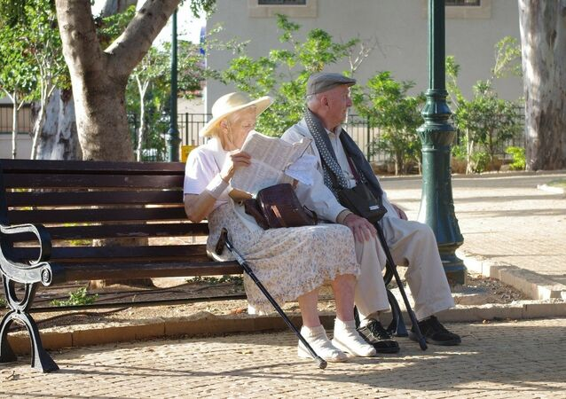 Personnes âgées, image d'illustration