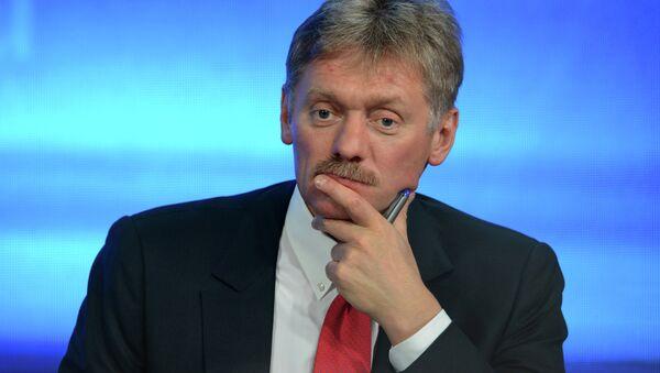 Presidential Press Secretary Dmitry Peskov - Sputnik France