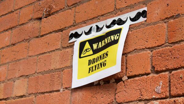 Alerte aux drones - Sputnik France