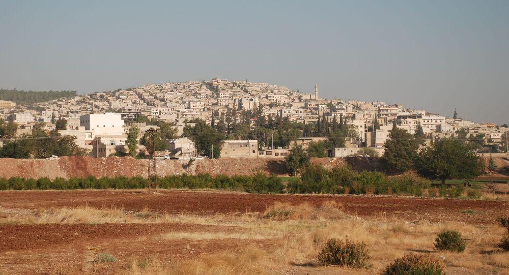 Afrin, Syrie