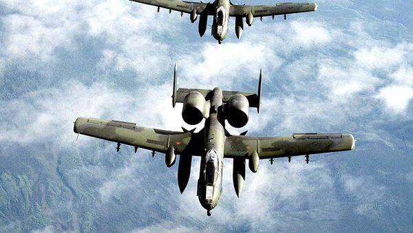 A-10 Thunderbolt - Sputnik France