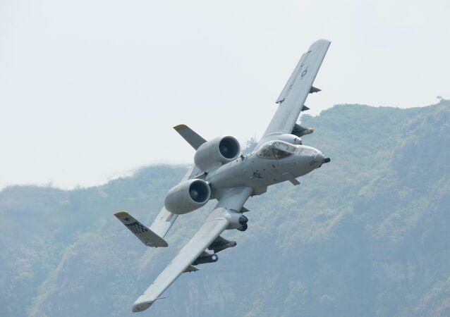 Un A-10 Thunderbolt II