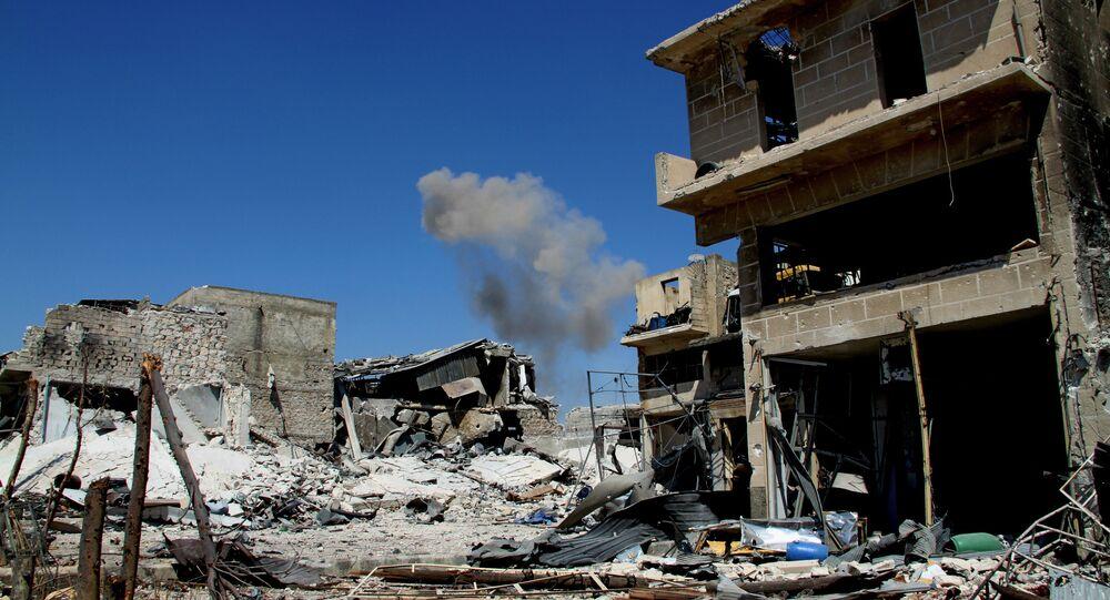 Le Front al-Nosra lance une vaste offensive à Alep