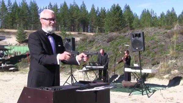 Concerto pour orchestre et pistolet - Sputnik France