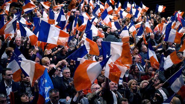 La primaire de la droite en France - Sputnik France