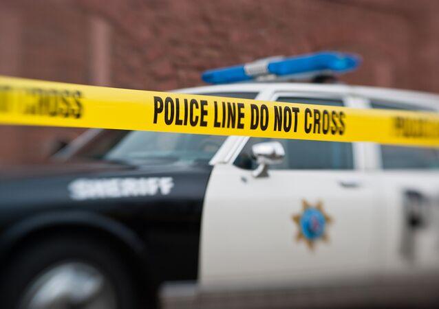 Police US (image d'illustration)