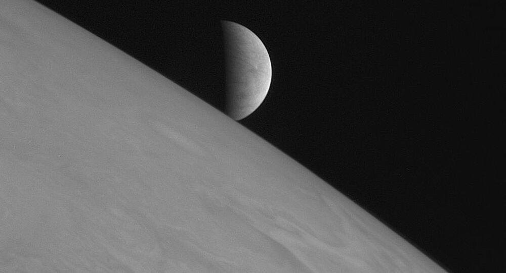 Europe, satellite de Jupiter