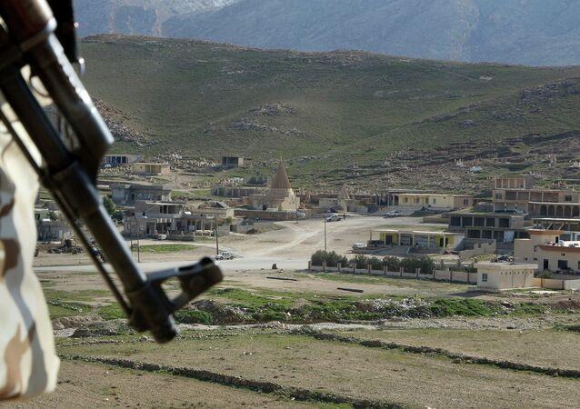 Irak, Sinjar