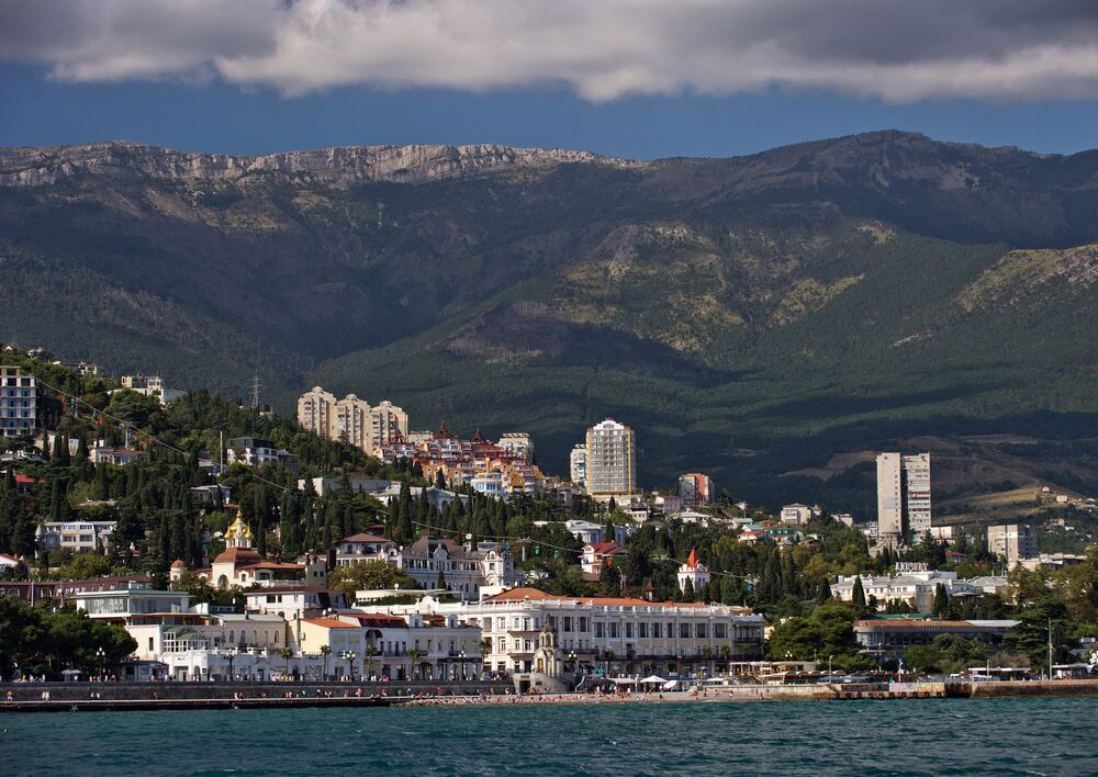 La douce saison en Crimée