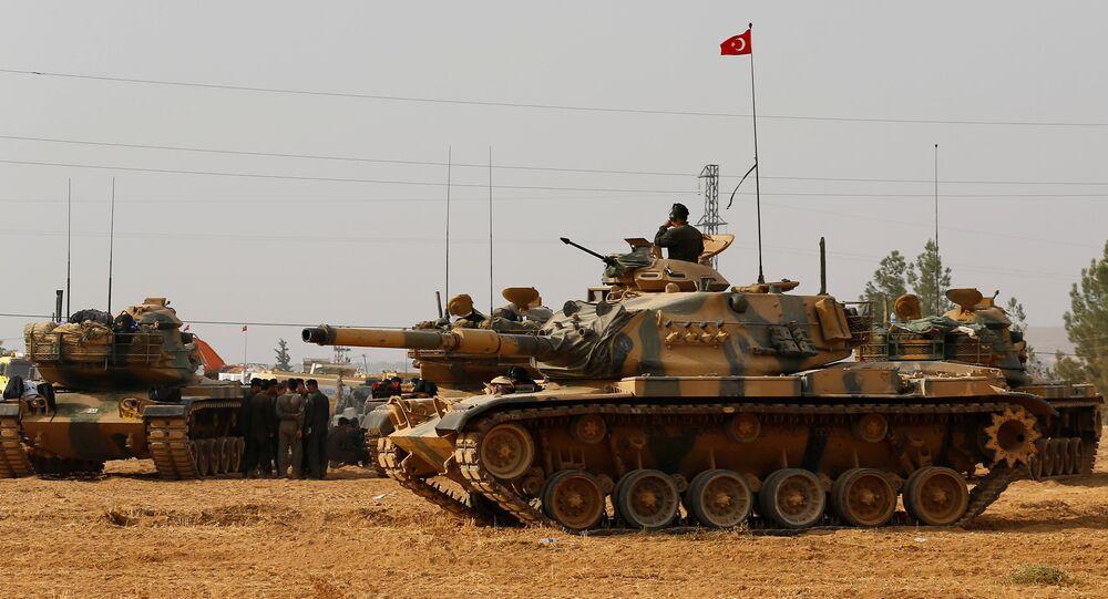 Chars turcs
