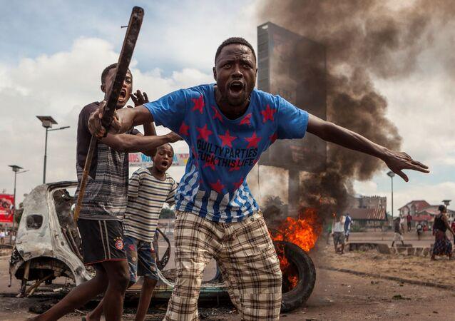 Kinshasa (archives)
