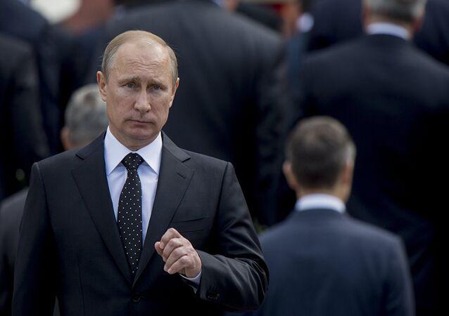 Ce macho de Poutine...