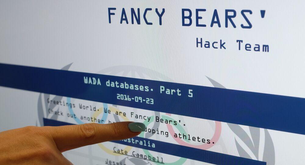 Fancy Bears release fifth part of hacked WADA database